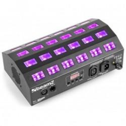 Projecteur UV à leds 24 x 3W DMX