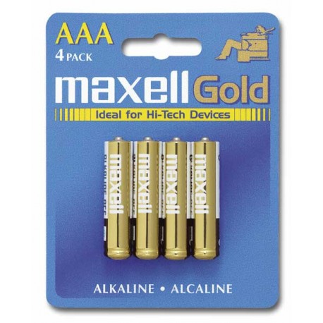 PILES LR03 MAXELL