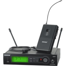 MICRO CRAVATTE UHF SLX WL185 SHURE