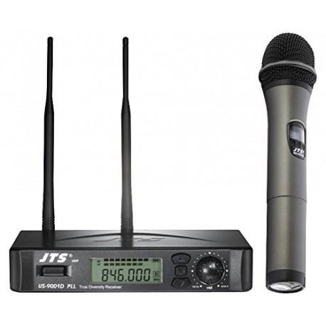 microphone sans fil main UHF JTS US-9001D