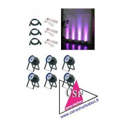 PACK DECO 05 - Pour une salle de 150/300 personnes