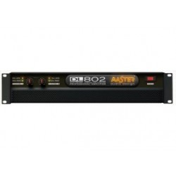 Location AMPLIFICATEUR DL800 MASTER 2 X 265 watt / 8 Ohms