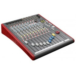 Location CONSOLE ALLEN & HEATH ZED 12FX