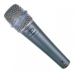 Location MICRO FILAIRE SHURE BETA57