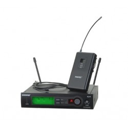 Location MICRO VHF CRAVATE SHURE WL93