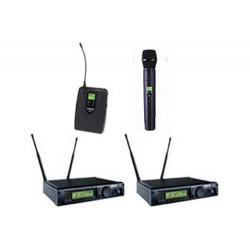 MICRO UHF SHURE U4S