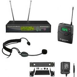 Location MICRO SERRE TETE UHF EM300G2 + SK300G2 SENNHEISER