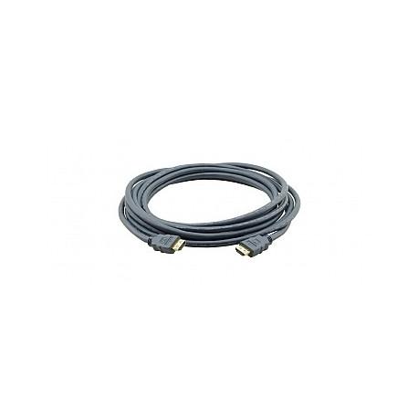 Location CABLE HDMI/HDMI PRO HIGH SPEED KRAMER Longueur 10 Mètres