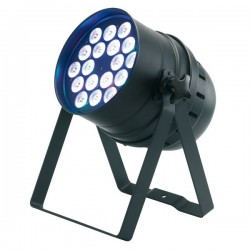 PROJECTEUR PAR 64 LEDS 18x5watt - CONTEST