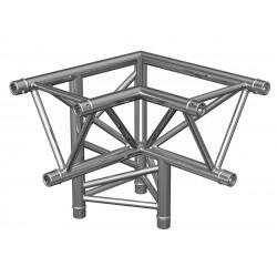 Location structure aluminium triangulaire PT29 angle 90° 3 directions