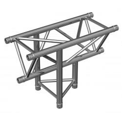 Location structure aluminium triangulaire PT29 angle 90° 3 directions T