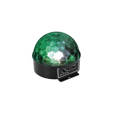 Location effet lumineux à led RGBWA STARBALL CLOUD NIGHT - multi-faisceaux de couleurs