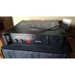 Location AMPLIFICATEUR N400 NORTON 2 X 150 watt / 8 Ohms