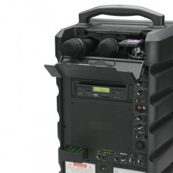Location SONO PORTATIVE RUNNER 102 AUDIOPHONY 100 watt
